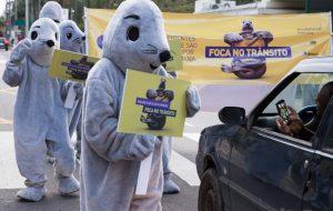 Detran.SP leva ações educativas à Festa do Peão de Barretos