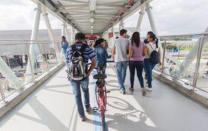Em 10 anos, triplica embarque de bicicletas nos trens da CPTM
