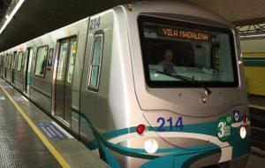 Passageiros do metrô ganham aplicativo para comunicar ocorrências