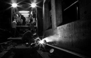 Exposições de fotografias na Estação Luz homenageiam Metrô-SP