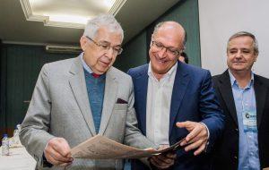 Alckmin vai a congresso de associação de jornais do interior