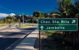 Caçapava recebe obras de melhorias na rodovia SP-103