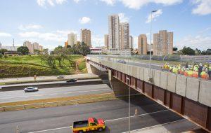 Jundiaí recebe obras de melhorias no trânsito e rodovias