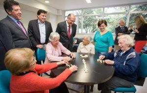 Alckmin inaugura o maior centro do país dedicado ao envelhecimento ativo