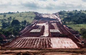 Ampliação da Carvalho Pinto tem mais de 50% das obras concluídas