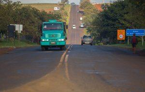 Começam as obras de duplicação do acesso ao município de Jardinópolis