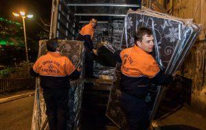 Defesa Civil Estadual vai enviar mensagem sobre riscos de desastre