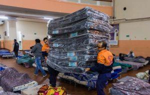 Defesa Civil do Estado promove ajuda humanitária em São Paulo