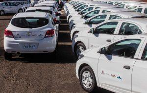 Após queda, número de veículos emplacados cresce no Estado