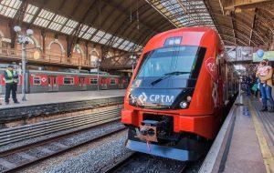 CPTM recebe 35º novo trem para Linha 7-Rubi (Luz-Jundiaí)