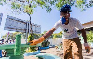 Presídios do estado de SP recebem 2,7 milhões de máscaras de proteção