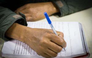 Reeducandos de todo Estado farão Exame Nacional do Ensino Médio