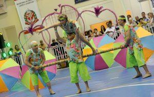Jogos Regionais dos Idosos têm início em Cravinhos