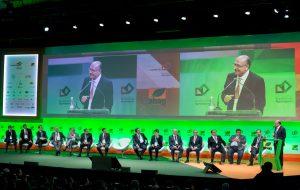 Alckmin participa da abertura do 16º Congresso Brasileiro do Agronegócio