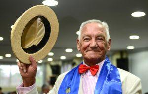 Mais belo idoso da capital: construtor civil de 76 anos é o ganhador