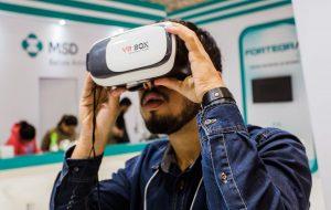 Óculos de realidade virtual chega ao Rodoanel Leste, em Suzano