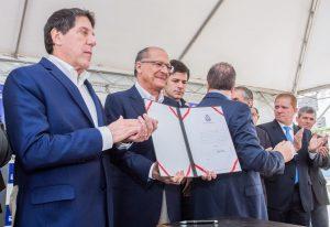 Alckmin dá início às obras do AME Campinas e outros 11 serviços de ... 2d7b1582161