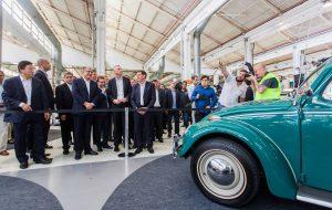 Novos investimentos da Volkswagen estimulam crescimento no Estado