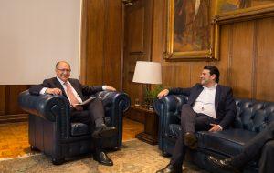 Novo secretário do Meio Ambiente, Maurício Brusadin toma posse em SP