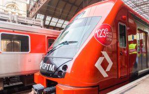 Dois novos trens são adquiridos para atender usuários da CPTM