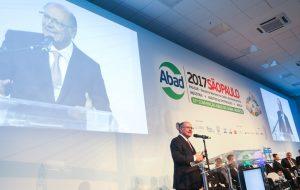 Alckmin abre evento da Ass. Brasileira de Atacadistas e Distribuidores