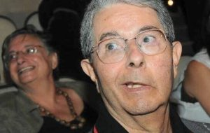 Nota de pesar: falecimento de Fernando Pacheco Jordão