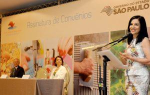 Fundo Social assina convênios com cidades das regiões de Campinas, Itapeva e Sorocaba