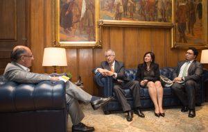 Governo paulista busca ampliar parcerias com o México