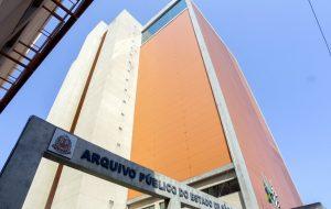 Arquivo Público de SP celebra 128 anos com agenda especial