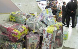 """Campanha """"#NataldoBem"""" arrecada brinquedos, roupas e alimentos"""