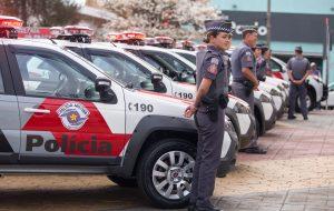 Governo anuncia aporte de R$ 261 mi para viaturas e bônus policial