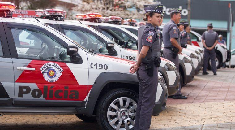 Governo anuncia nomeação de 1.039 policiais e R$ 261 mi para viaturas e bônus