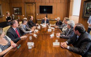 Pereiras e Taciba receberão investimentos em saneamento