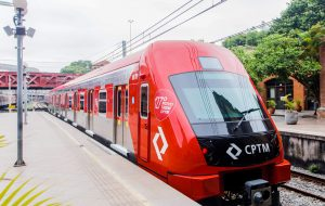 Novos trens começam a operar na Linha 11-Coral da CPTM