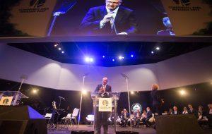 Em feira do setor, Alckmin destaca importância do saneamento