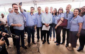 Convênios estaduais em diversas áreas beneficiam Marinópolis