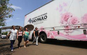 Conversa com o Governador destaca o programa Mulheres de Peito