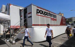 Zona norte de São Paulo recebe serviços do Poupatempo móvel