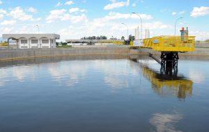 Sabesp faz parada programada para obras do novo reservatório em Taubaté