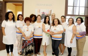 Solidariedade em Fios, no Parque da Água Branca, recebe Lu Alckmin
