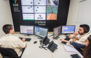Mais segurança: rodovias paulistas têm monitoramento 24 horas por dia