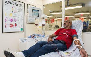 Antes de se vacinar contra a febre amarela, doe sangue