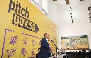 Pitch Gov.SP seleciona start-ups para melhorar serviços públicos