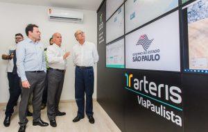 Via Paulista inicia concessão do lote Rodovia dos Calçados