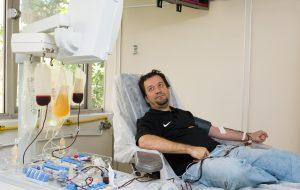 Campanhas impulsionam coleta da Fundação Pró-Sangue