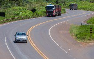 Trecho da rodovia SP-046 recebe quase R$ 7 milhões para melhorias