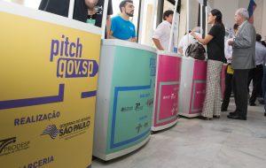Pitch Gov: oportunidades de parceria entre Governo do Estado e startups