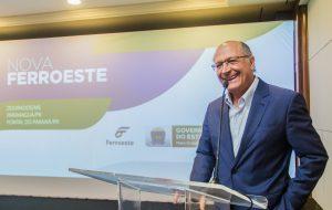 São Paulo recebe evento de lançamento da Nova Ferroeste
