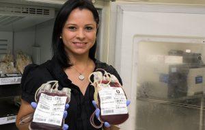 Doar sangue é essencial para ajudar a salvar vidas