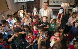 Concurso 'Escola em Quadrinhos' tem alimentação saudável como tema